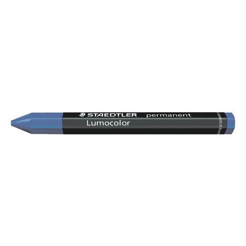 Staedtler Universalkreide »Lumocolor permanent omnigraph«, blau