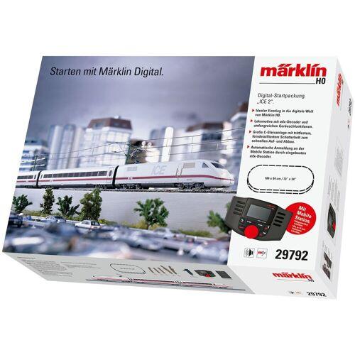 Märklin Modelleisenbahn-Set »Digital - Startpackung ICE 2, Wechselstrom - 29792«, Spur H0