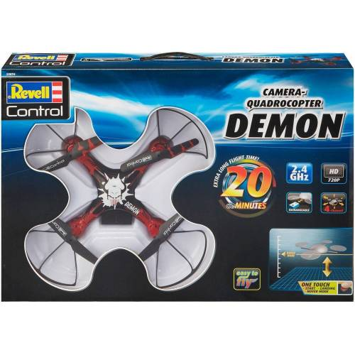 Revell® RC-Quadrocopter »control, Demon«, mit Kamera