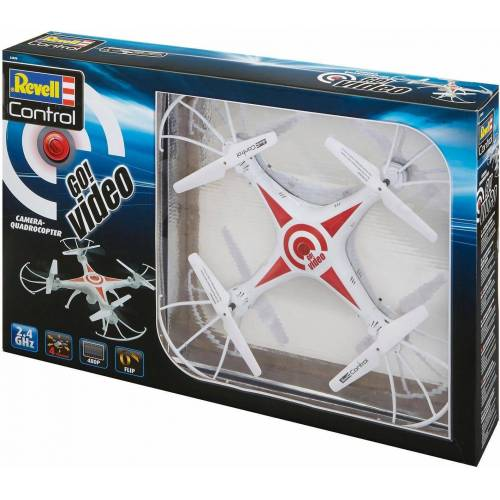 Revell® RC-Quadrocopter »control, Go! Video«, mit Kamera