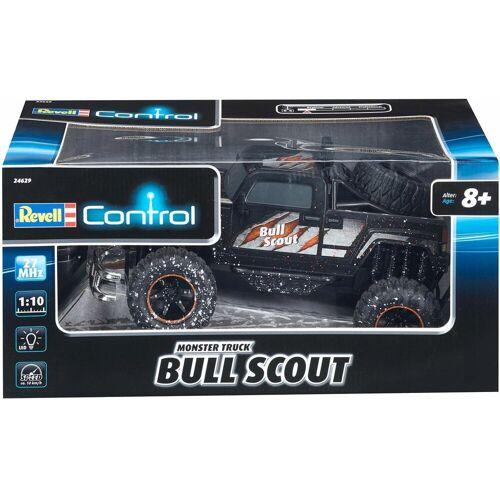 Revell® RC-Monstertruck »control, RC Monster Truck Bull Scout«, mit Licht