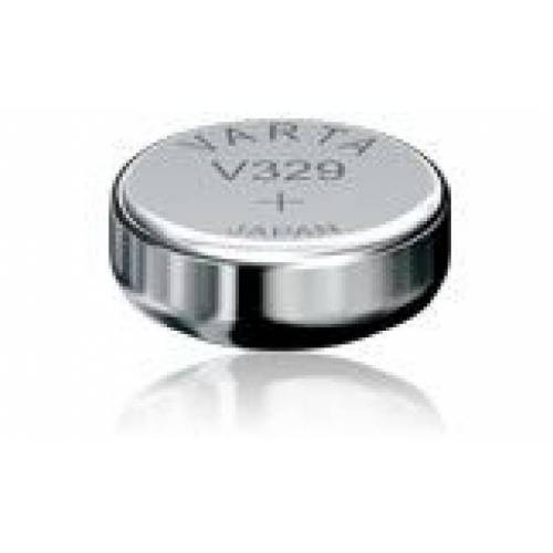 Varta »V 329 Uhrenbatterie« Batterie