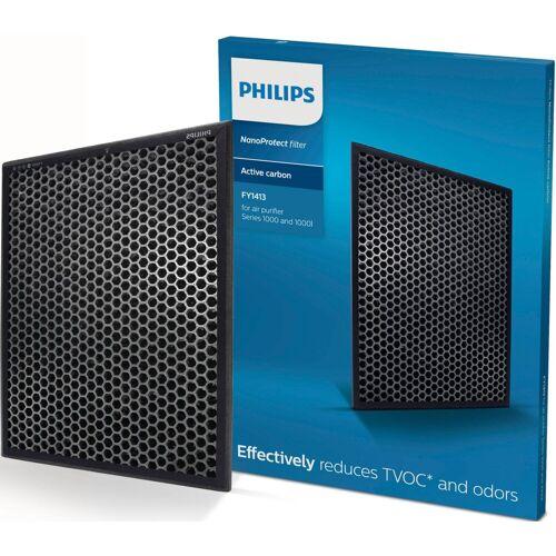 Philips Aktivkohlefilter FY1413/30, Zubehör für Luftreiniger Series 1000 und 1000i