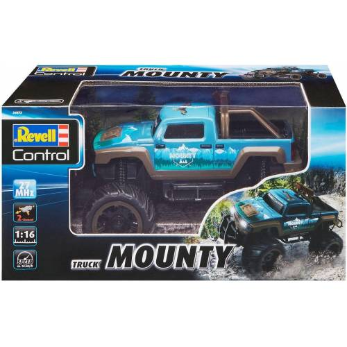 Revell® RC-Truck »control, Truck Mounty«