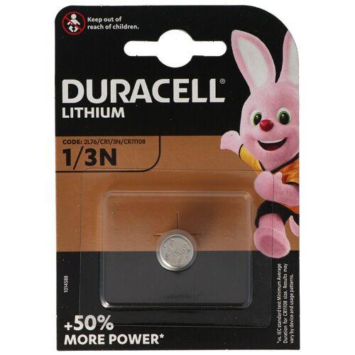 Duracell »DL1/3N Photo Lithium Batterie CR1/3N, 2L7« Batterie