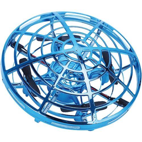 Amewi RC-Quadrocopter »Mini UFO mit Gestensteuerung, blau«, blau