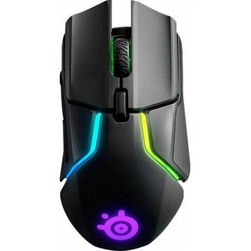 SteelSeries »Rival 650 Wireless« Gaming-Maus (kabelgebunden, Funk), schwarz