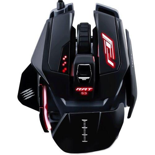 Mad Catz »R.A.T. S3« Gaming-Maus (kabelgebunden)