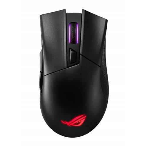 Asus ROG Gladius II Wireless »Gaming-Maus«, schwarz