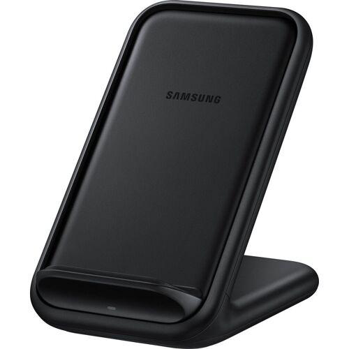 Samsung Lader »Wireless Charger Stand EP-N5200«, Schwarz