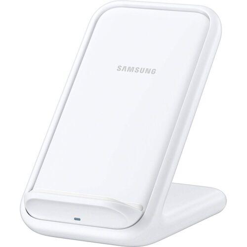 Samsung Lader »Wireless Charger Stand EP-N5200«, Weiß