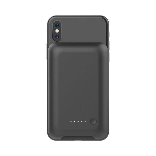 XLAYER Zusatzakku »magfix Powerbank Wireless Black 5000mAh Smartphone«, schwarz