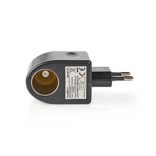 nedis Steckdose »100 - 240 V - 50/60 Hz, 6.00 W, Netzstromversor«
