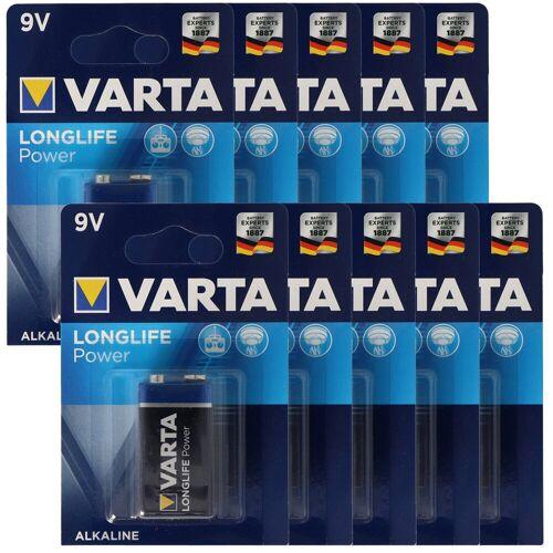Varta »9V E-Block Batterie 4922 Longlife Power (ehe« Batterie