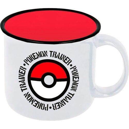 Becher »Pokemon Becher Trainer Pokeball (400 ml)«