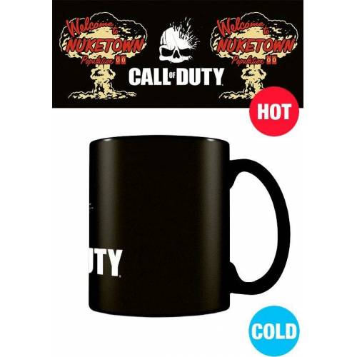 Pyramid Tasse »Call Of Duty Thermoeffekt«