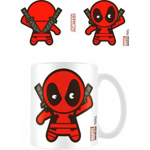 Pyramid Tasse »Deadpool Chibi«