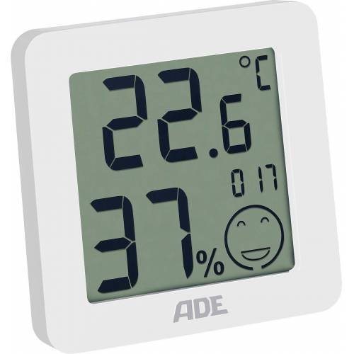 ADE »WS1706« Innenwetterstation (Thermo-/Hygrometer)