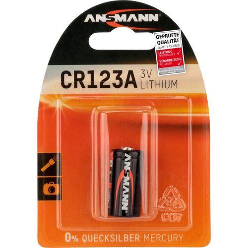 Ansmann »Lithium Batterie CR123A/CR17335« Batterie
