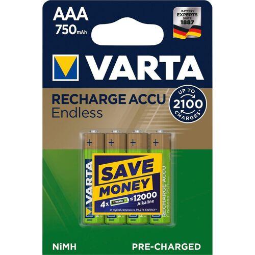 Varta »Recharge Accu Endless« Batterie