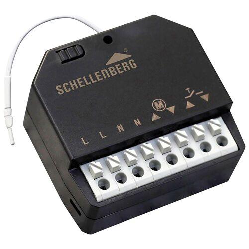 SCHELLENBERG Funk-Schalter »20017 Empfangsmodul «, für Rollladenantriebe, Raffstore- und Markisenmotoren, grau