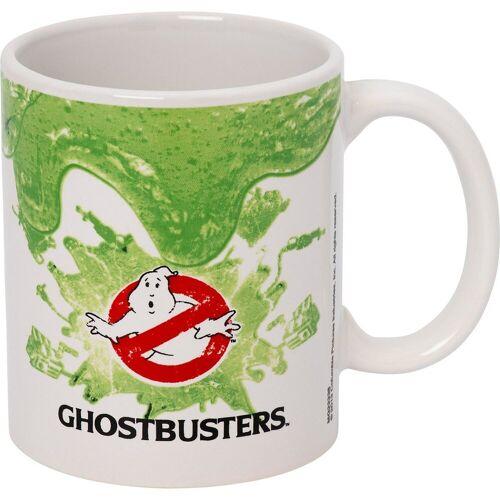 MARVEL Tasse »Tasse Deadpool Chibi, 315 ml«, grün