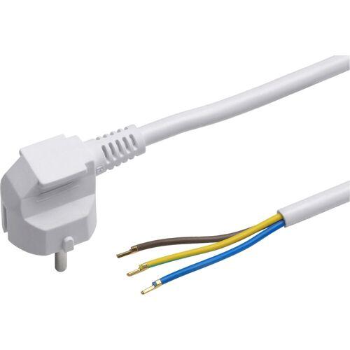 meister »H05VV-F3G« Verlängerungskabel, (500 cm), ideal auch als Verlängerungskabel