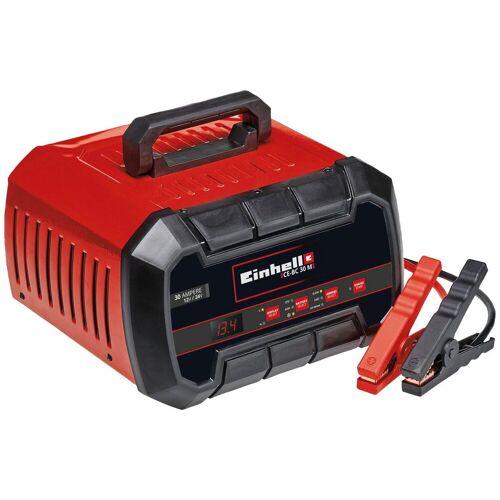Einhell Batterieladegerät »CE-BC 30 M«, 3-30 A, 12-24 V, rot