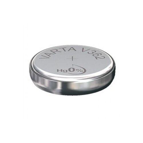 Varta »V 362 Uhrenbatterie« Batterie