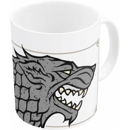 Becher »Game of Thrones Becher Winter is coming(325 ml)«, Keramik