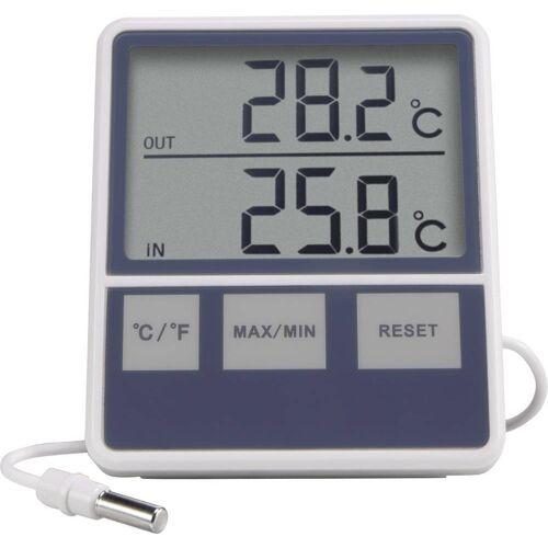 Basetech »Funk-Thermometer, kabelgebunden« Funkwetterstation