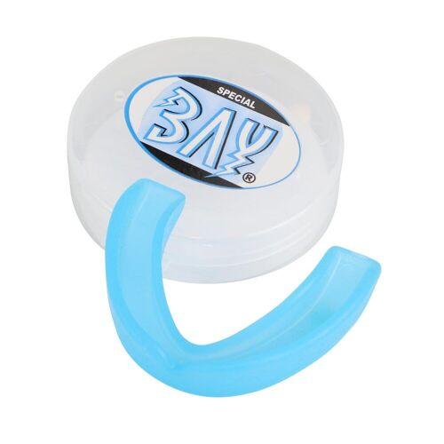 BAY-Sports Zahnschutz »Zahnschützer Klick Box Mundschutz blau Kinder«, Kids bis 12 Jahre