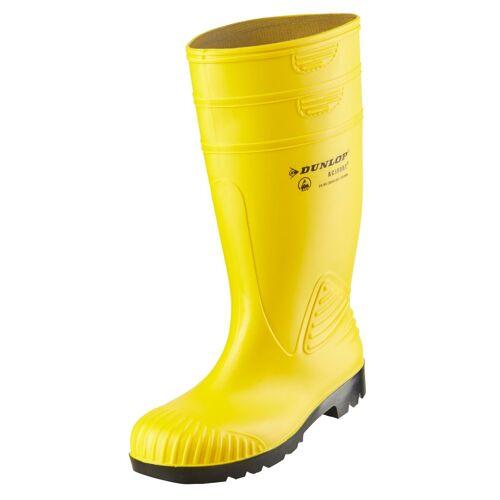 Dunlop Gummistiefel, gelb