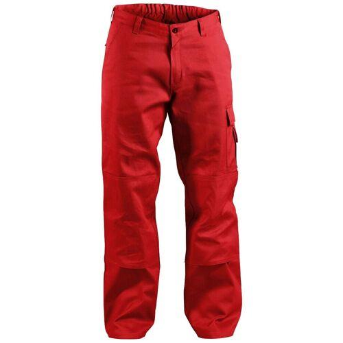 Kübler Arbeitshose »Quality-Dress«, rot