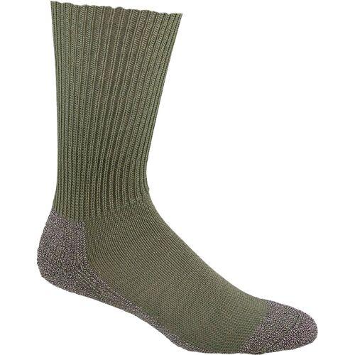 Set: Socken »Funktionssocke«, 2er-Set, Kurz F2, grün/grau
