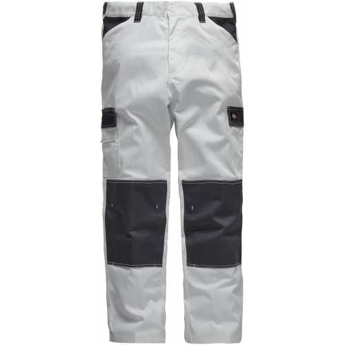 Dickies Arbeitshose »Every Day 24/7« mit Kniepolstertaschen, weiß-grau