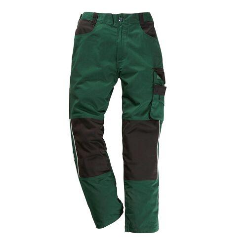 Arbeitshose »Pull«, grün/schwarz