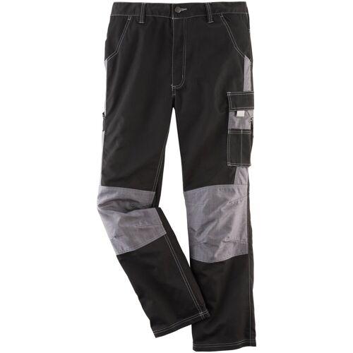 Arbeitshose »Nitro«, schwarz/grau