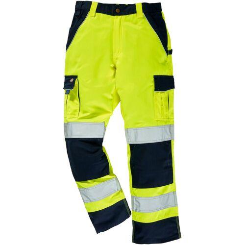 Dickies Arbeitshose »Industry High Vis«, gelb/blau