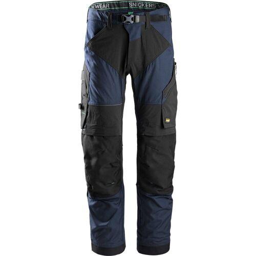 Snickers Workwear Arbeitshose »FlexiWork«, Gr. 48 - 56, marine