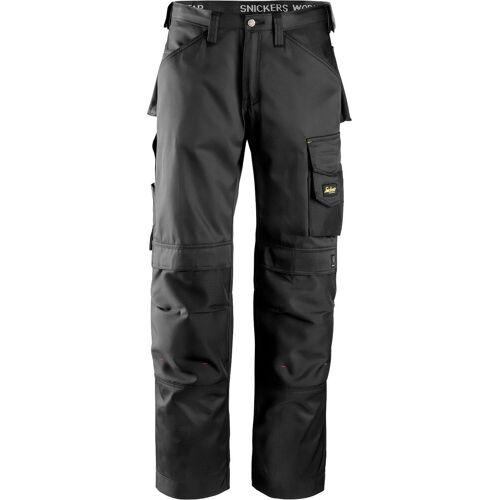 Snickers Workwear Arbeitshose »DuraTwill«, Gr. 48 - 56, schwarz