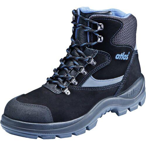 Atlas Schuhe ATLAS Sicherheitsstiefel »Ergo-Med 735 XP«, schwarz