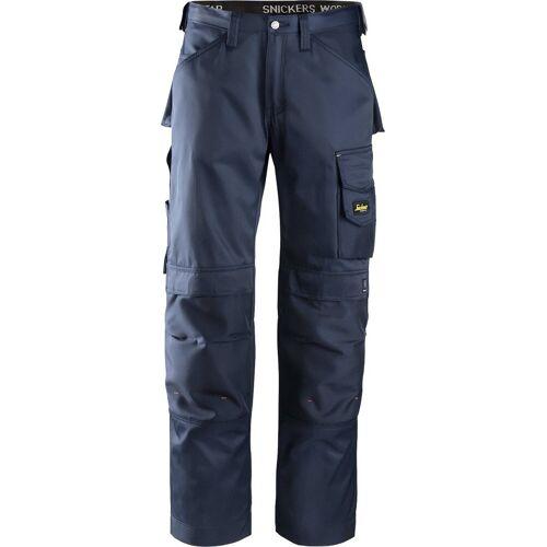 Snickers Workwear Arbeitshose »DuraTwill«, Gr. 48 - 56, marine