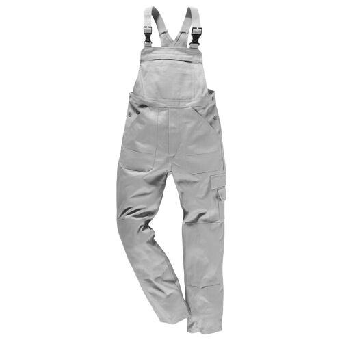 Kübler KÜBLER Latzhose »Quality Dress«, Anthrazit, grau