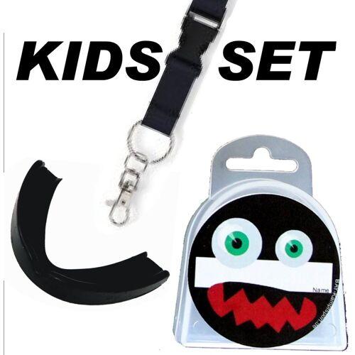 BAY-Sports Zahnschutz »Kinder Monster Zahnschützer Mundschutz Boxen Kids«, Kinderzahnschutz