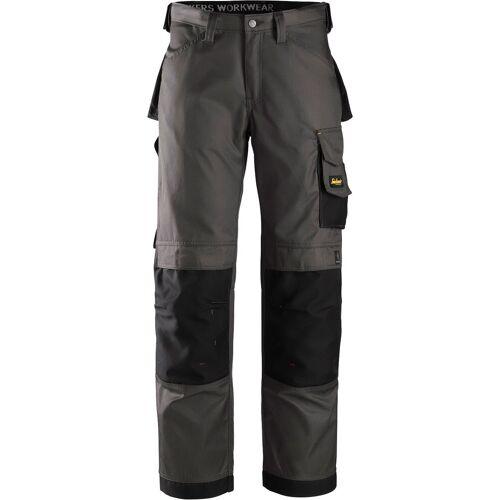 Snickers Workwear Arbeitshose »DuraTwill«, Gr. 48 - 56, dunkelgrau