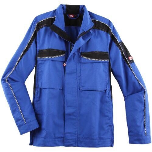 BULLSTAR Arbeitsjacke »EVO«, kornblau/schwarz