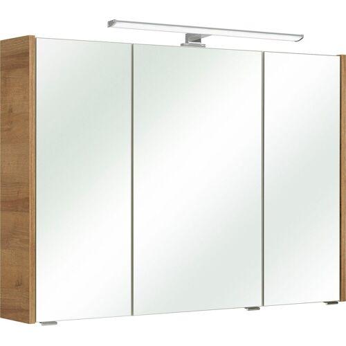 PELIPAL Spiegelschrank »Rovato«