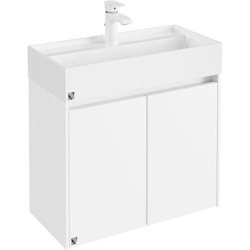 Joop! Waschtisch »J! BATH Bathroom 1«, weiß Glanz