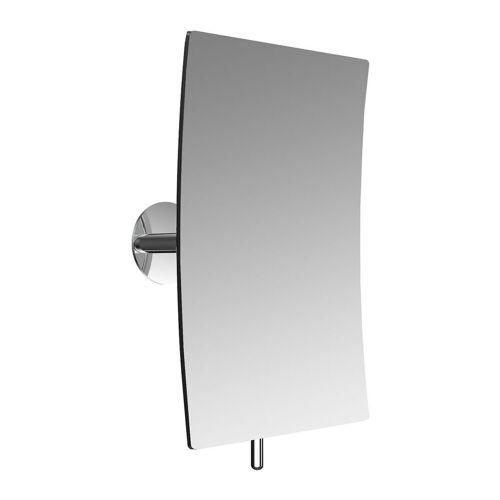 Frasco Kosmetikspiegel »Klebespiegel randlos, 132x 212 mm, 3-fach«